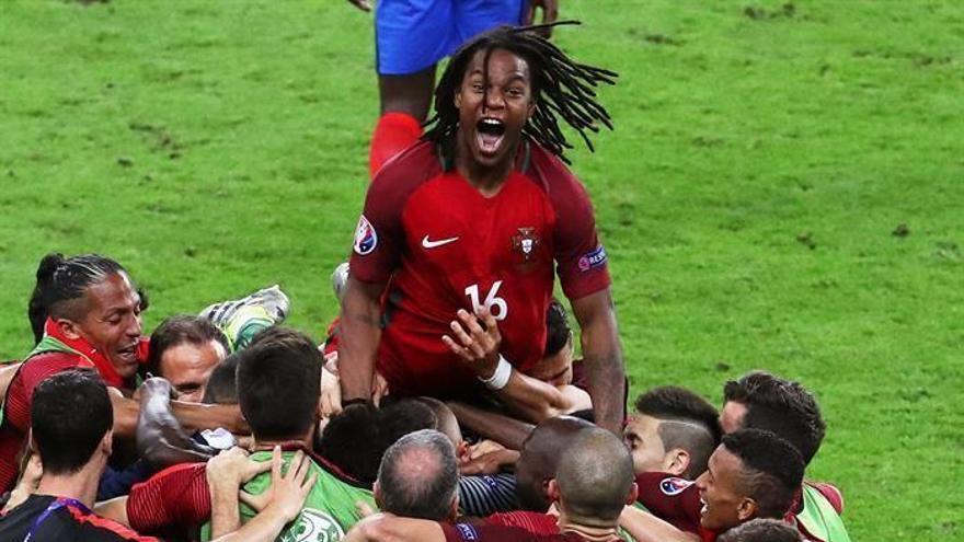 Renato Sanches, designado mejor joven de la Eurocopa por la UEFA