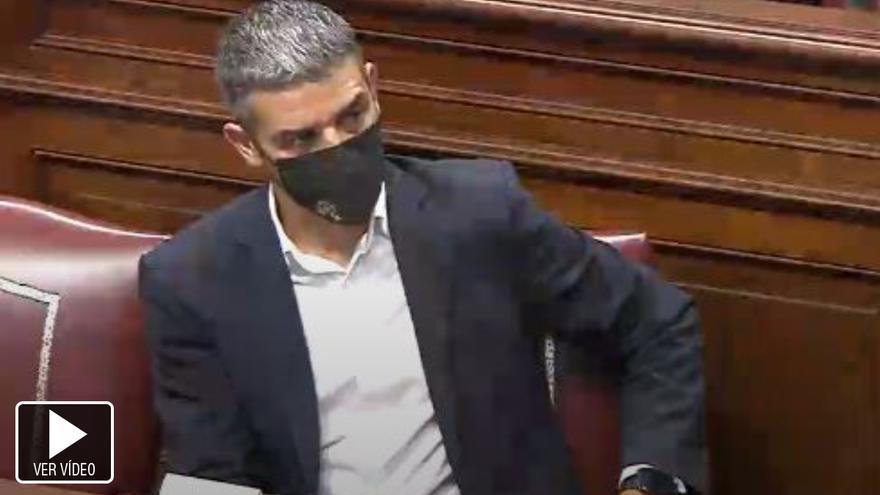 En Directo   Pleno del Parlamento de Canarias