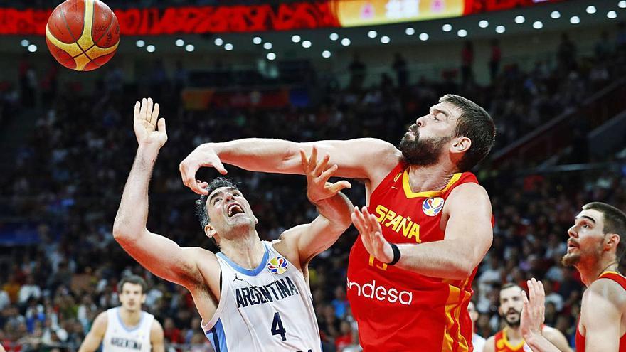 España y Argentina se verán las caras en los Juegos Olímpicos