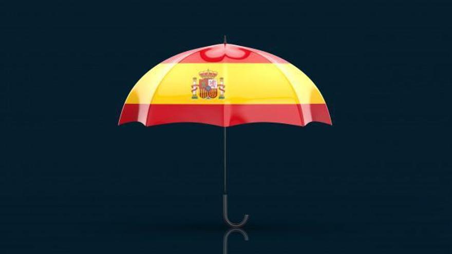 El paraguas constitucional