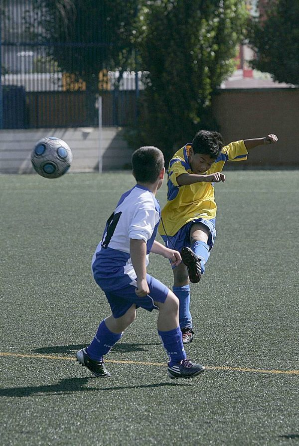 Día del Fútbol Base (I)