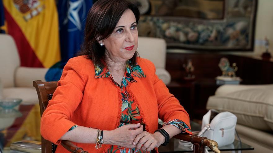 Robles critica la falta de generosidad del PP al no reconocer el éxito en Afganistán