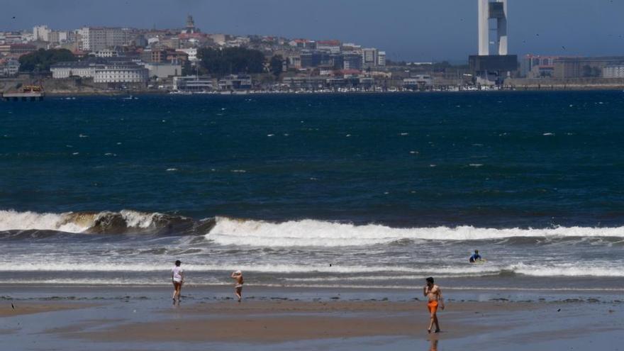 """A Coruña ofrecerá información en """"tiempo real"""" sobre el acceso a las playas"""