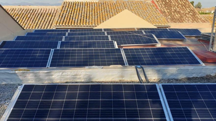 Llíria instalará placas solares en el techo de la comisaría de policía