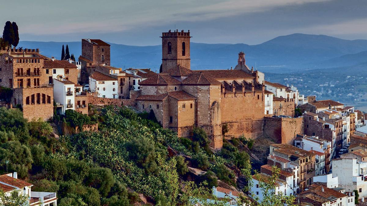 Vilafamés destaca entre los municipios con mayor encanto en Castelló.