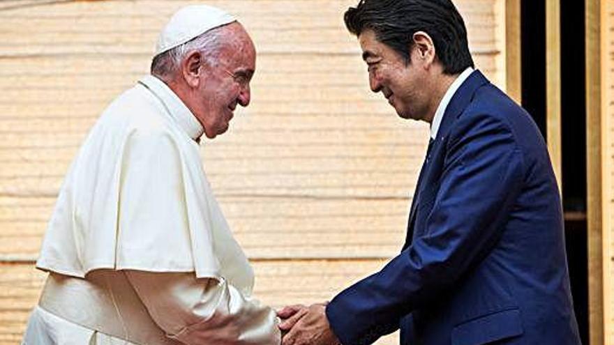 El Papa insta a abordar de forma multilateral la qüestió nuclear