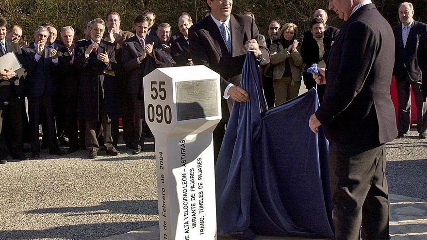 Cuando se creía que el AVE llegaría en 2010 a Asturias: 17 años desde el inicio de las obras