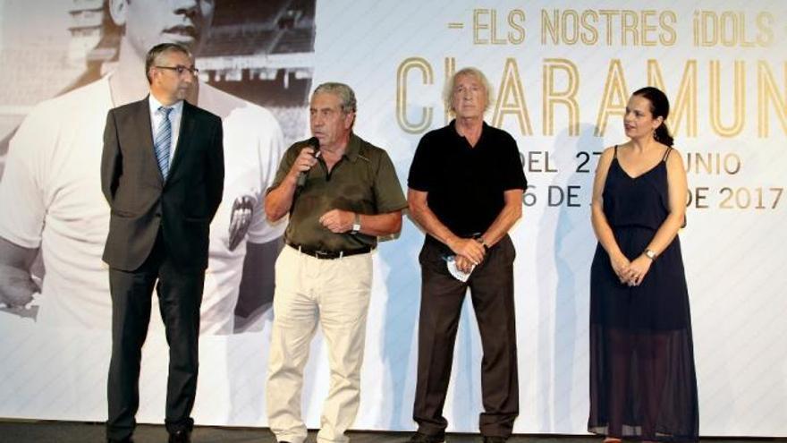 El Valencia campeón de Copa de 1967 celebra el 50 aniversario del título