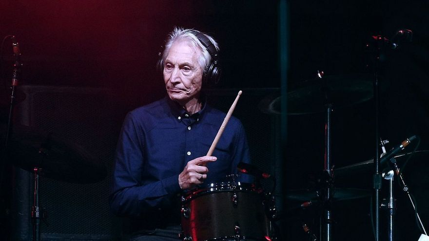 Mor Charlie Watts, bateria de The Rolling Stones, als 80 anys