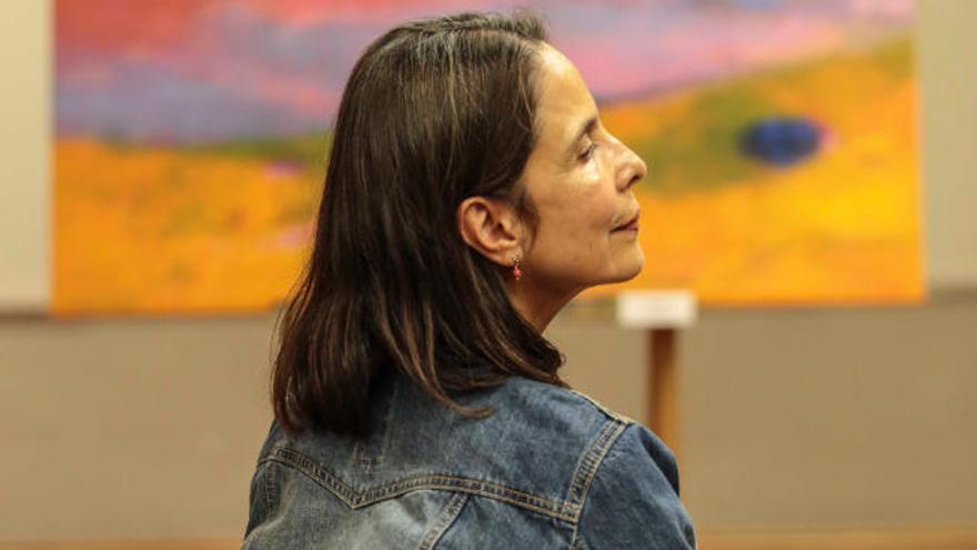 """Rosana Durán: """"El arte sin ataduras nunca me ha dejado sin comer"""""""