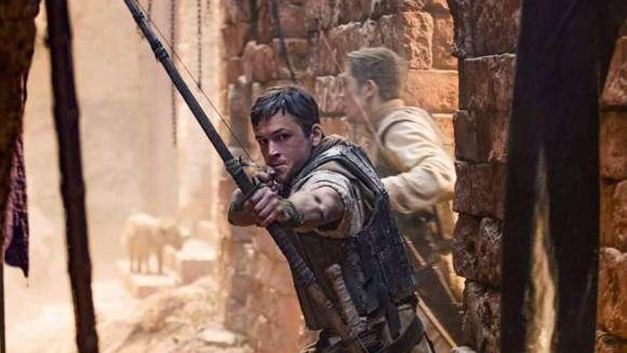 Robin Hood, el videojuego