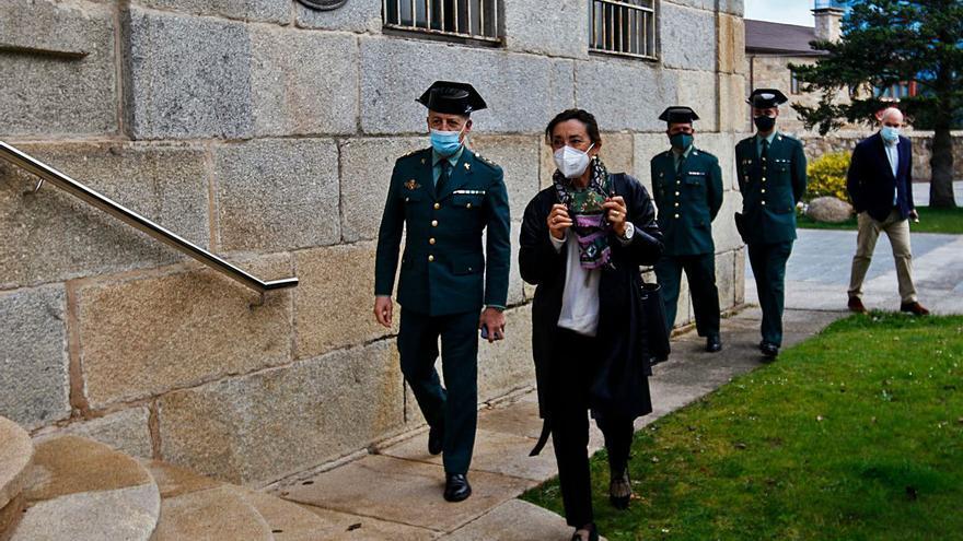 Vilanova recupera el puesto de la Guardia Civil, medio siglo después de ser eliminado