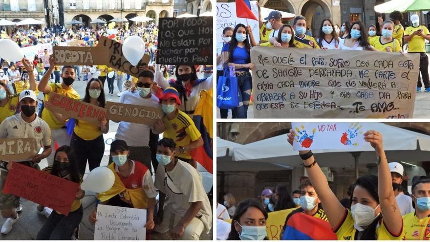 El clamor que llega a Colombia desde Ourense