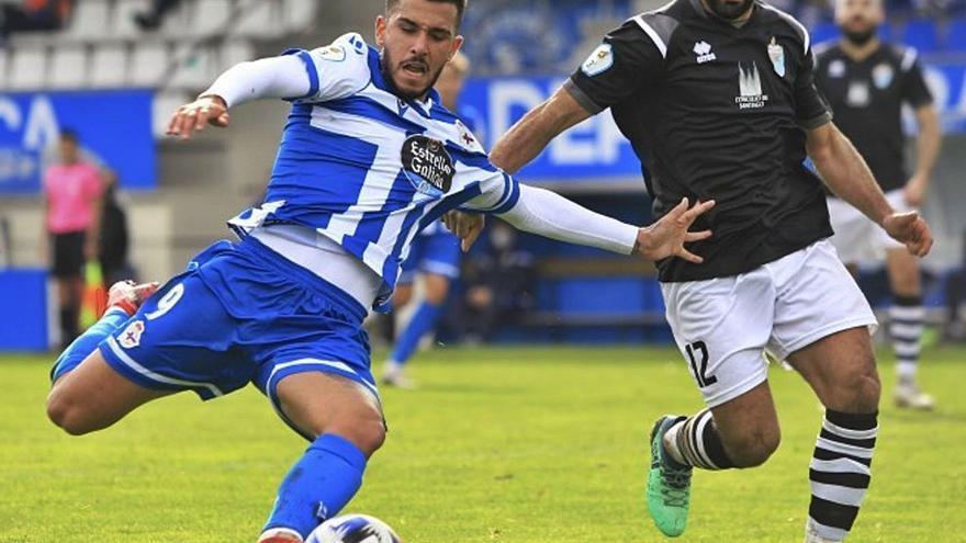 Adri Castro vuelve a marcar