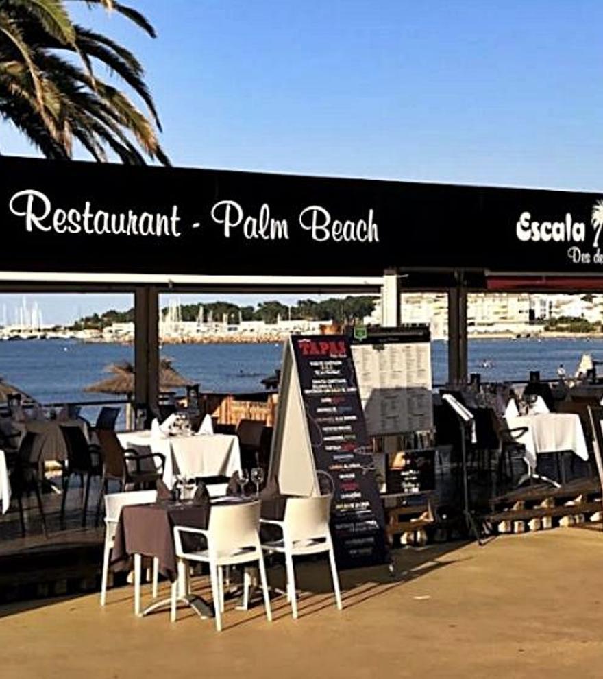 Gaudir del peix i marisc al restaurant Escala Park, a la primera línia de mar