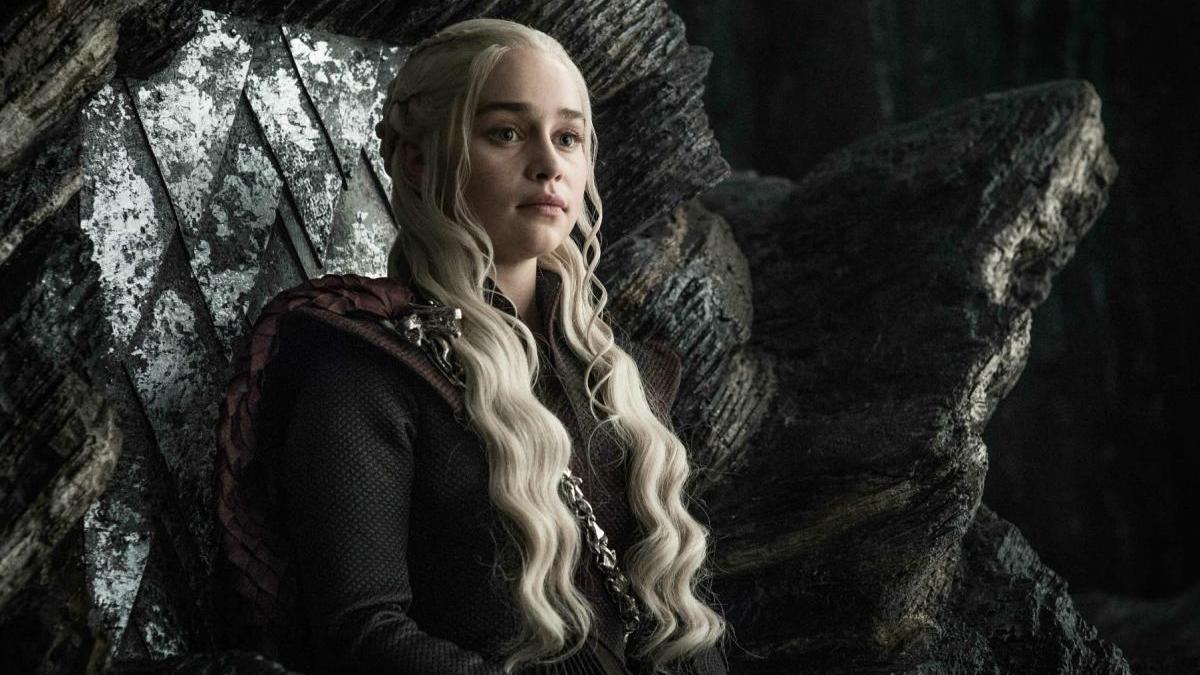 Una imagen de Daenerys Targaryen.