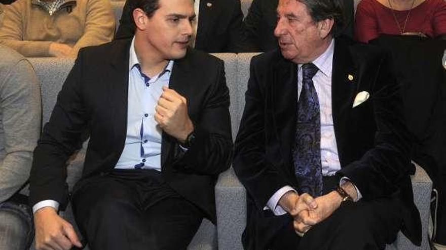 Francisco Vázquez apoyará a Ciudadanos en un acto el próximo martes en A Coruña