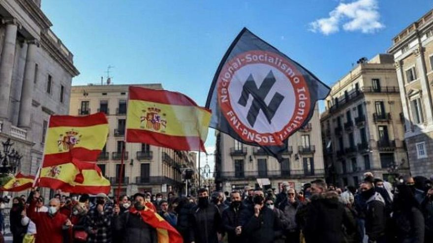 Catalunya multarà l'exhibició de símbols nazis amb fins a 40.000 euros