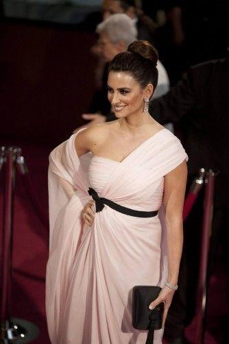 La actriz Penélope Cruz.
