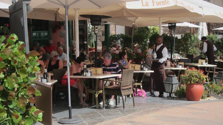 Canarias pierde un 86,4% de turistas internacionales en el primer cuatrimestre