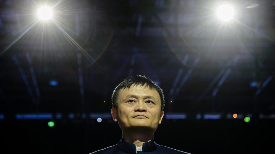 Jack Ma, einer der reichsten Menschen Chinas, kreuzt mit seiner Superyacht vor Mallorca