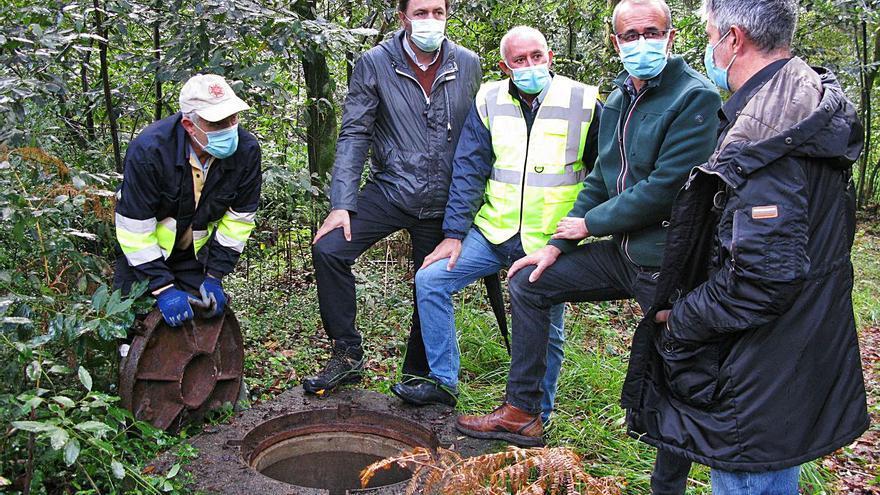 Nigrán reduce los vertidos pluviales al saneamiento para mejorar la depuración