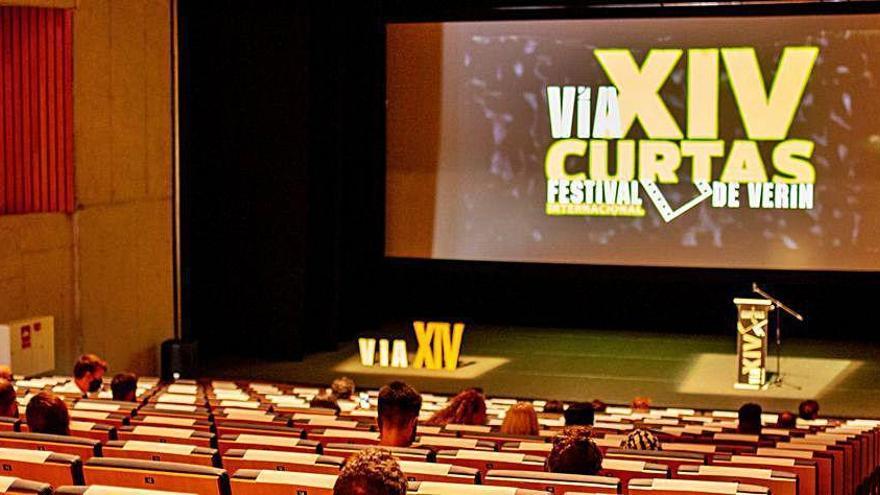 Arranca el Festival Internacional de Cortos de Verín con 39 títulos