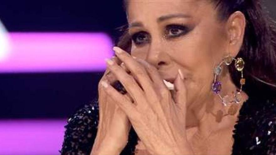 """Isabel Pantoja contra una espectadora de 'Top Star': """"Voy a hablar yo, que entiendo más que tú"""""""