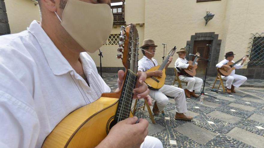 La música canaria regresa al Pueblo Canario