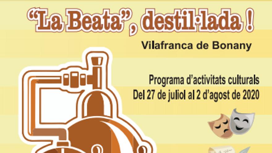 Festes de la Beata - 2 d'agost