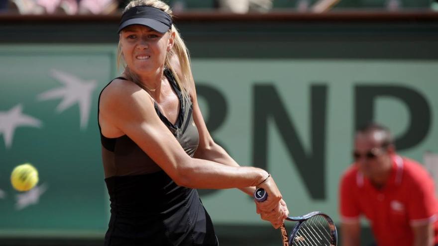 Maria Sharapova retoma su romance con Dimitrov