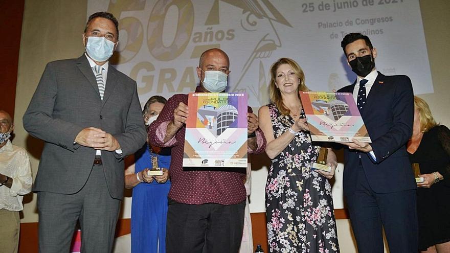 Torremolinos conmemora los 50 años de la Gran Redada en el Pasaje Begoña