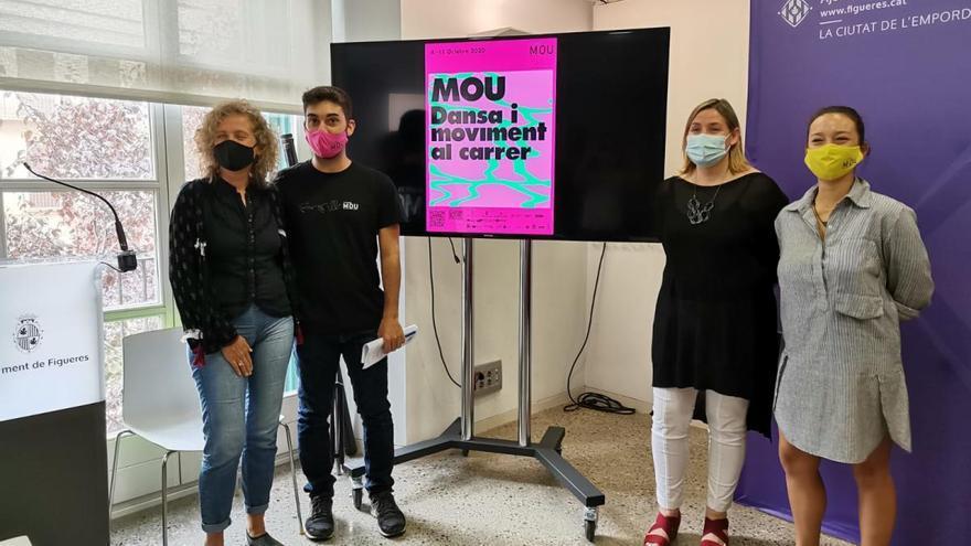 Quinze espectacles donaran vida a un Figueres Es Mou reinventat per la pandèmia