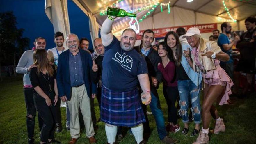 """La organización de las fiestas de Montecerrao pide disculpas por el """"desafortunado e incorrecto pregón"""""""