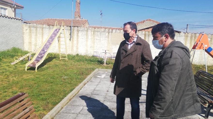 Melgar y Calzadilla de Tera trasladan sus necesidades a la Diputación de Zamora