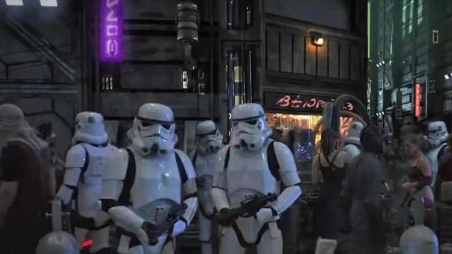 'Star Wars Underworld', así era la serie de George Lucas que nunca vio la luz