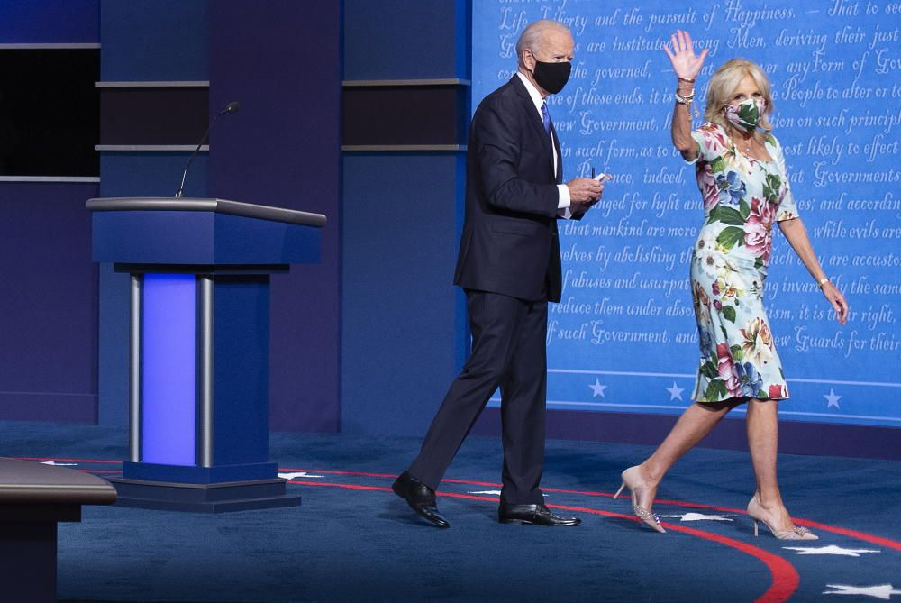 Trump y Biden exhiben sus diferencias irreconciliables en su segundo debate electoral