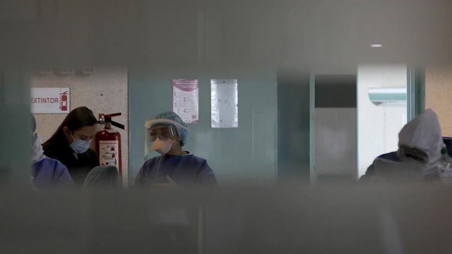 Bajan los hospitalizados pero hay otras dos muertes por covid