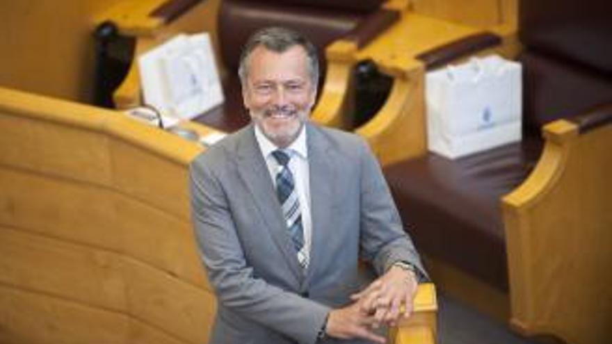 El exconselleiro Agustín Hernández será el presidente del Consello Económico e Social
