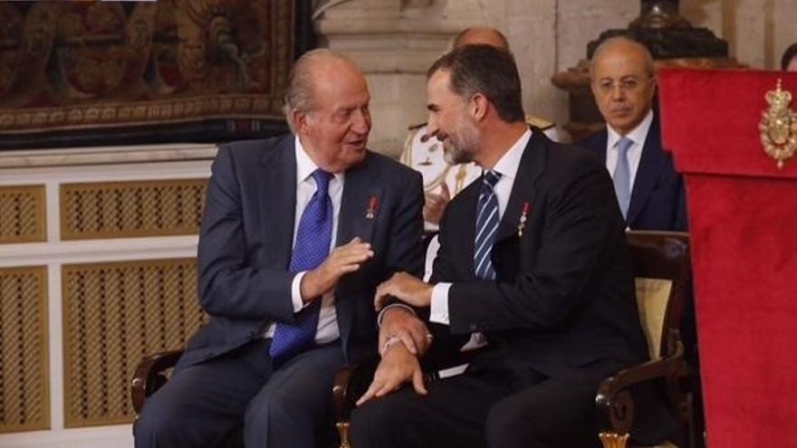 PSOE, PP y Vox rechazan investigar a Juan Carlos I y que Felipe VI comparezca en el Congreso
