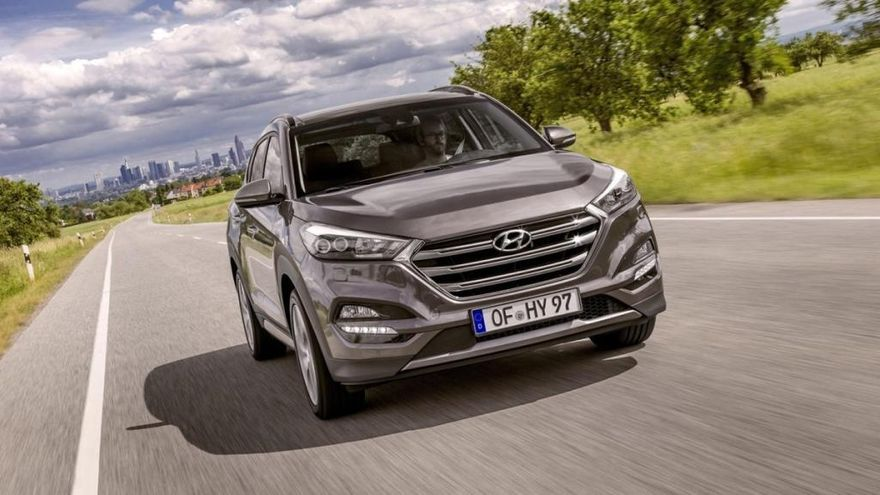 Analizamos el Hyundai Tucson 2019