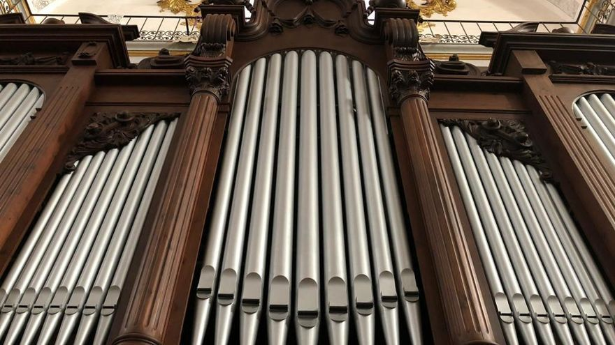 El órgano de la arciprestal de Vila-real acumula 25.100 euros de sus mecenas