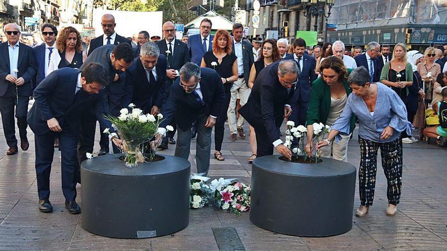 La Generalitat podria demanar més pena als processats pel 17-A