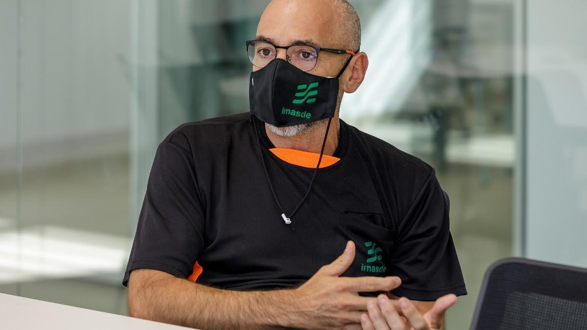 MANUEL RODRÍGUEZ, DIRECTOR TÉCNICO DE I MAS D EXTREMADURA