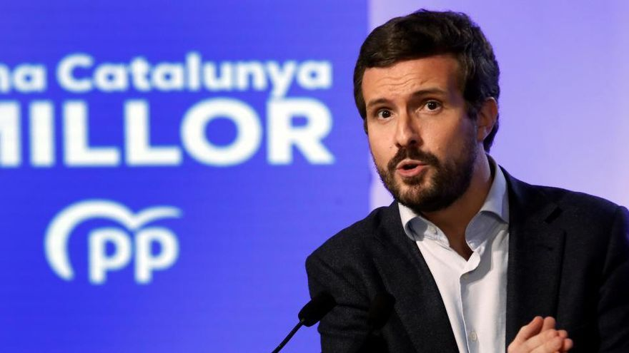 El PP llevará a la Junta Electoral los actos de toma de posesión de Darias e Iceta