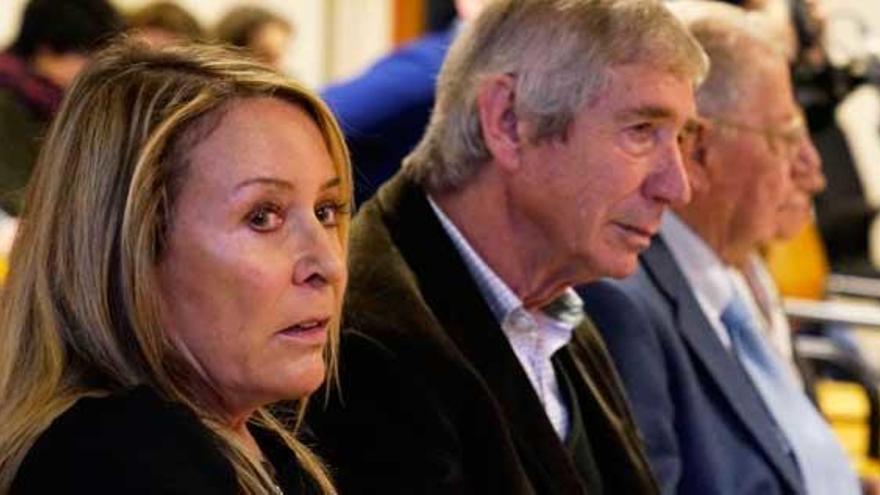 La Audiencia absuelve a Marina Castaño y otros tres acusados de malversar fondos de la Fundación Cela