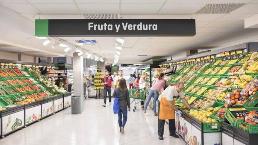 Mercadona estrenará el día 29 sus dos nuevas tiendas eficientes en Castellón