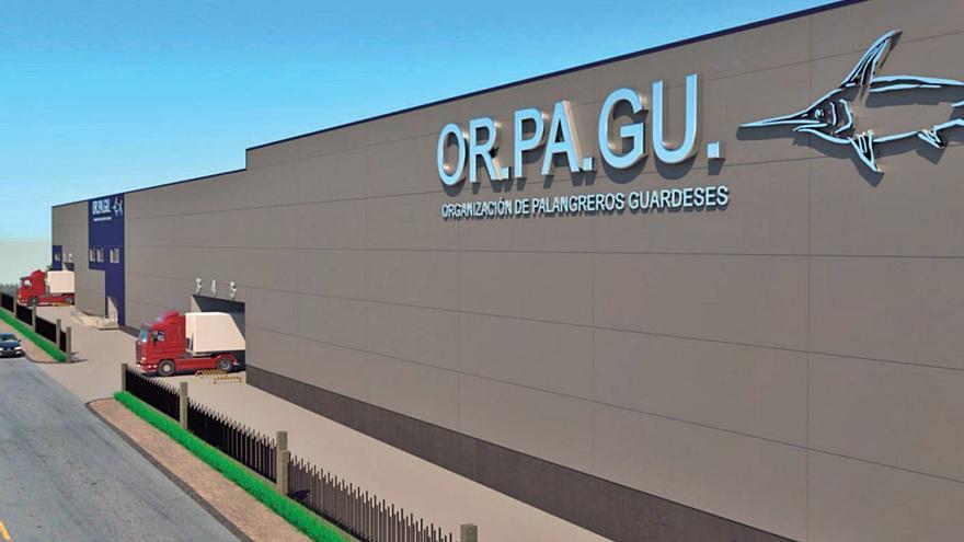 Orpagu inicia las obras de su frigorífico en Tui y refuerza las ventas de sus conservas