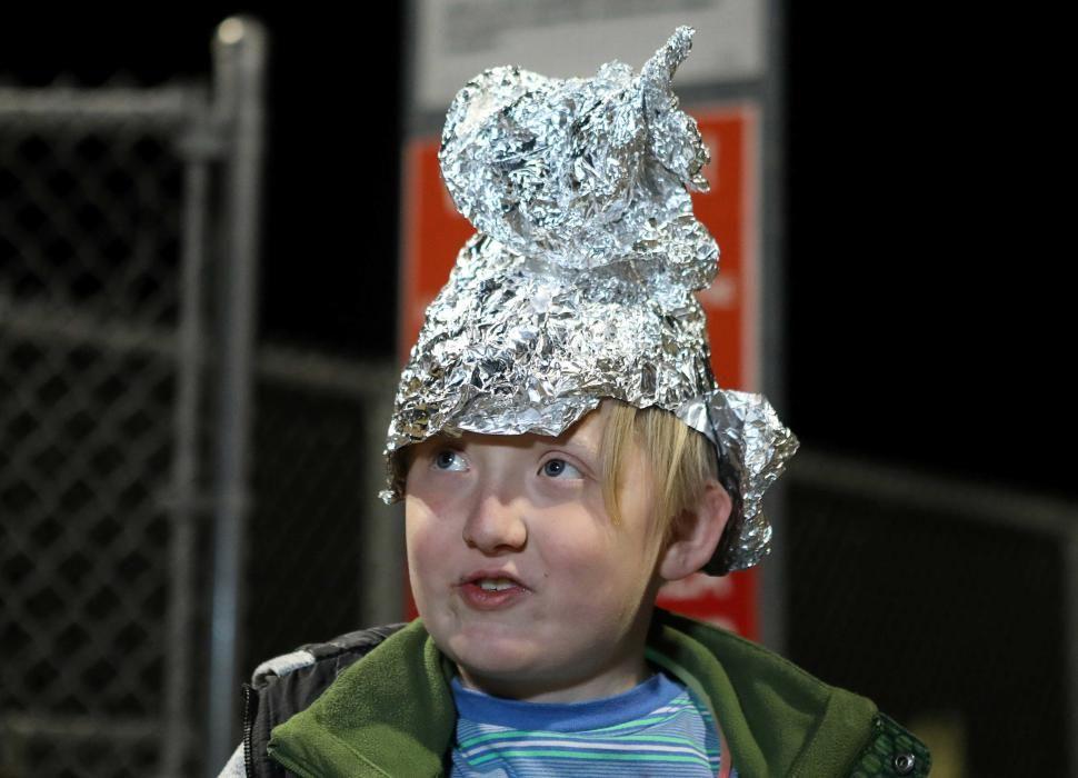 Las imágenes del 'Asalto al Area 51'