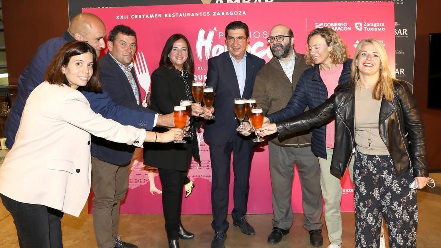El certamen de restaurantes y la liga de la tortilla, en Zaragoza